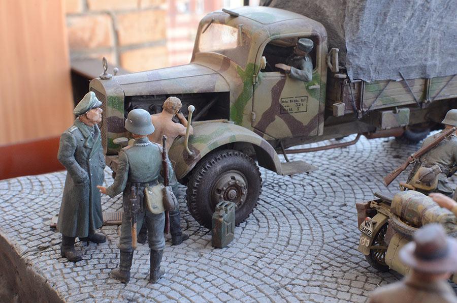Диорамы и виньетки: Западная Европа, 1944, фото #9