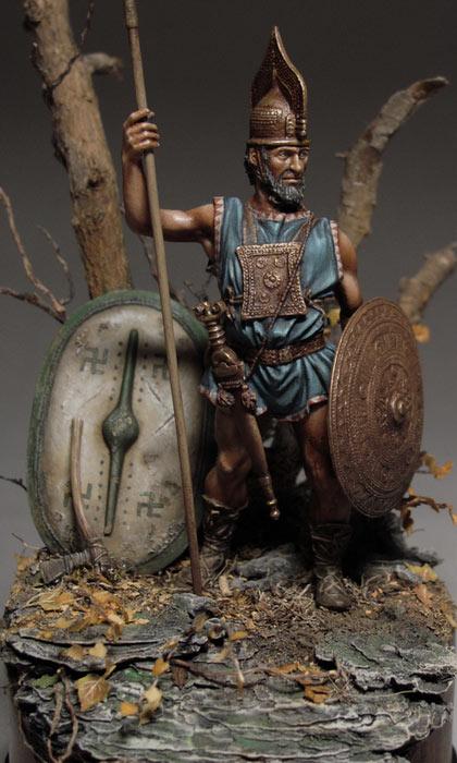 Фигурки: Италийский воин, фото #9