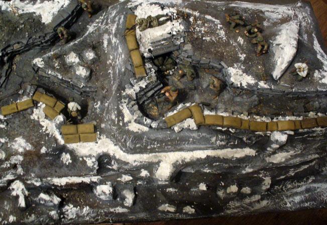 Диорамы и виньетки: Хребет Муста-Тунтури, фото #4