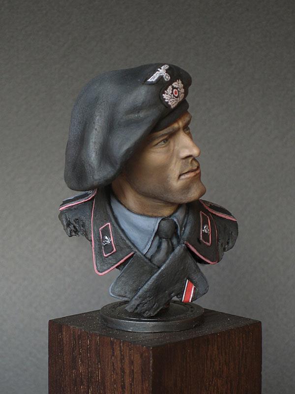 Фигурки: Танкист Вермахта, фото #3