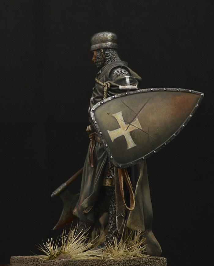 Фигурки: Рыцарь-госпитальер, XIII век, фото #7