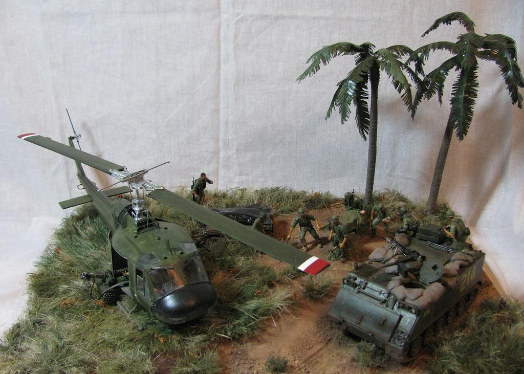 Диорамы и виньетки: Прощай, Вьетнам!, фото #1