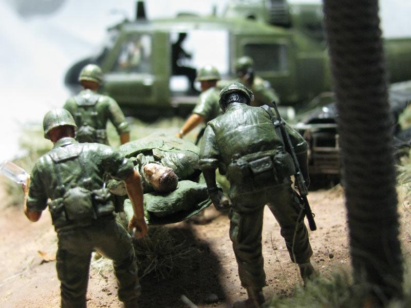 Диорамы и виньетки: Прощай, Вьетнам!, фото #10