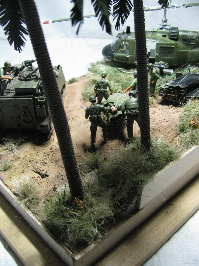 Диорамы и виньетки: Прощай, Вьетнам!, фото #12