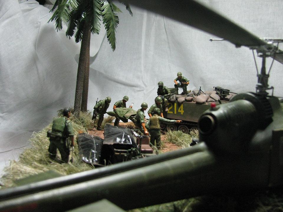 Диорамы и виньетки: Прощай, Вьетнам!, фото #13