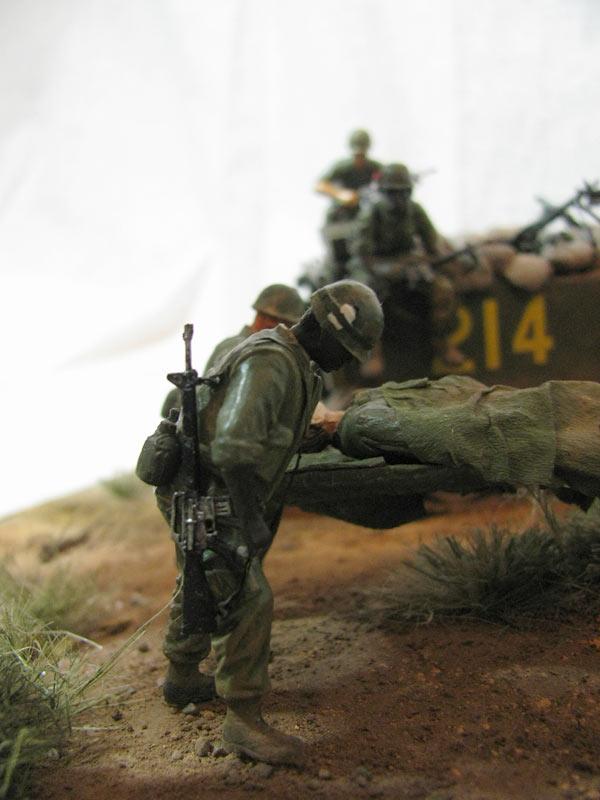 Диорамы и виньетки: Прощай, Вьетнам!, фото #17