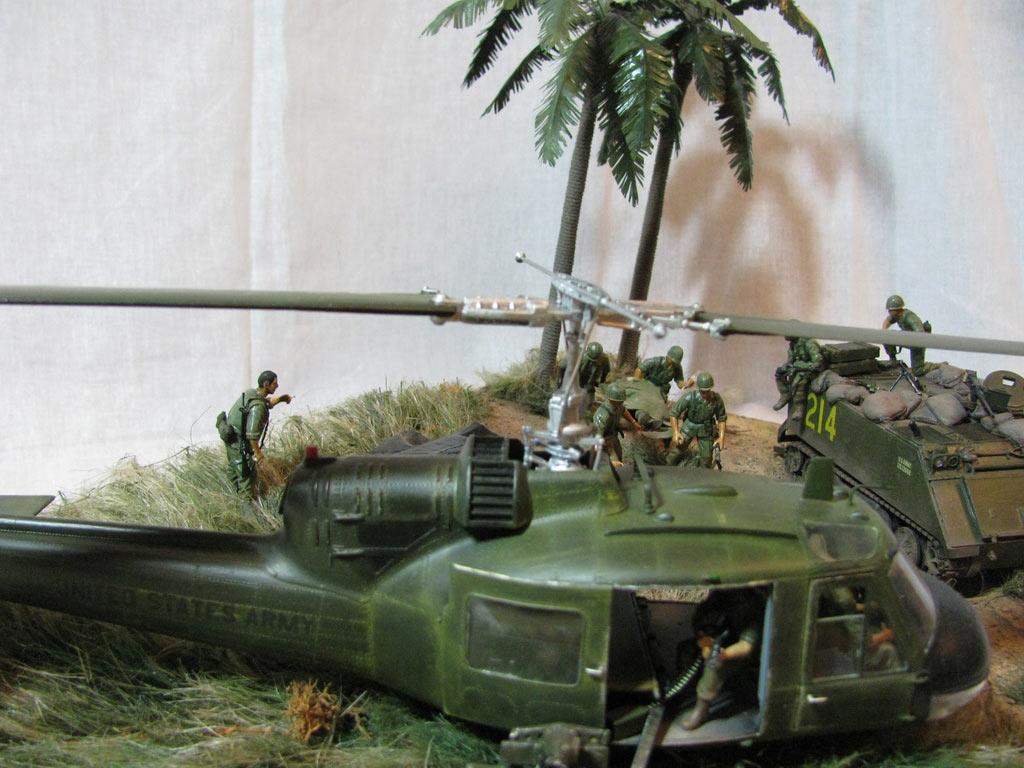 Диорамы и виньетки: Прощай, Вьетнам!, фото #18