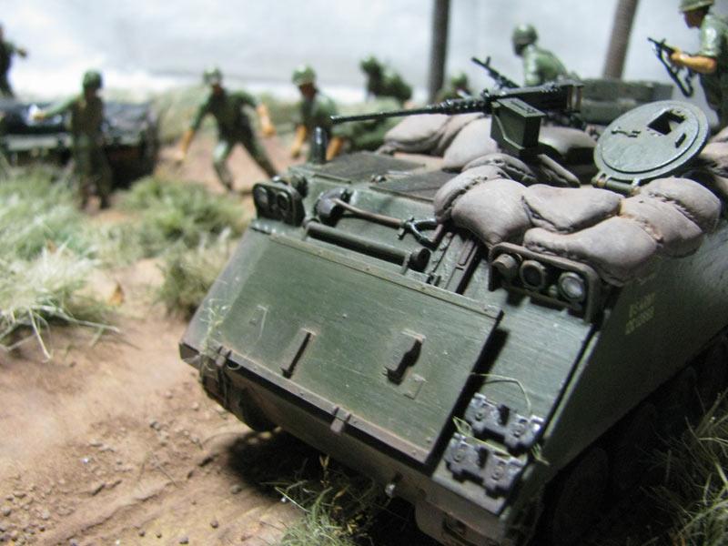 Диорамы и виньетки: Прощай, Вьетнам!, фото #3