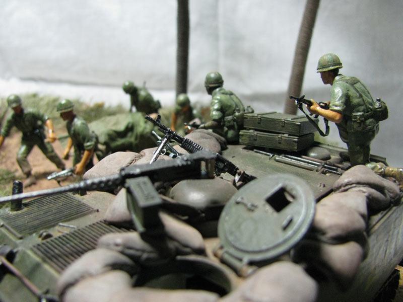 Диорамы и виньетки: Прощай, Вьетнам!, фото #5