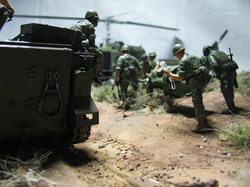 Диорамы и виньетки: Прощай, Вьетнам!, фото #6