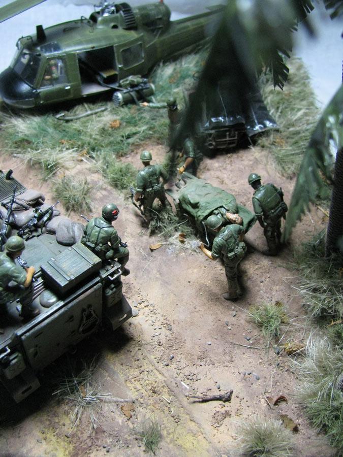 Диорамы и виньетки: Прощай, Вьетнам!, фото #7