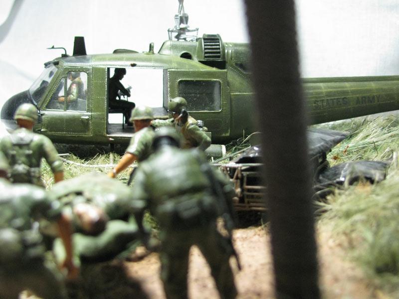 Диорамы и виньетки: Прощай, Вьетнам!, фото #9