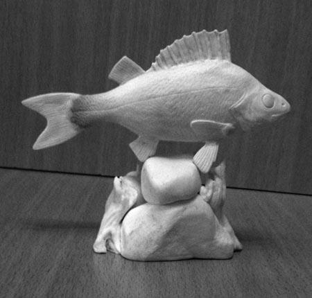 Скульптура: Окунь, фото #5