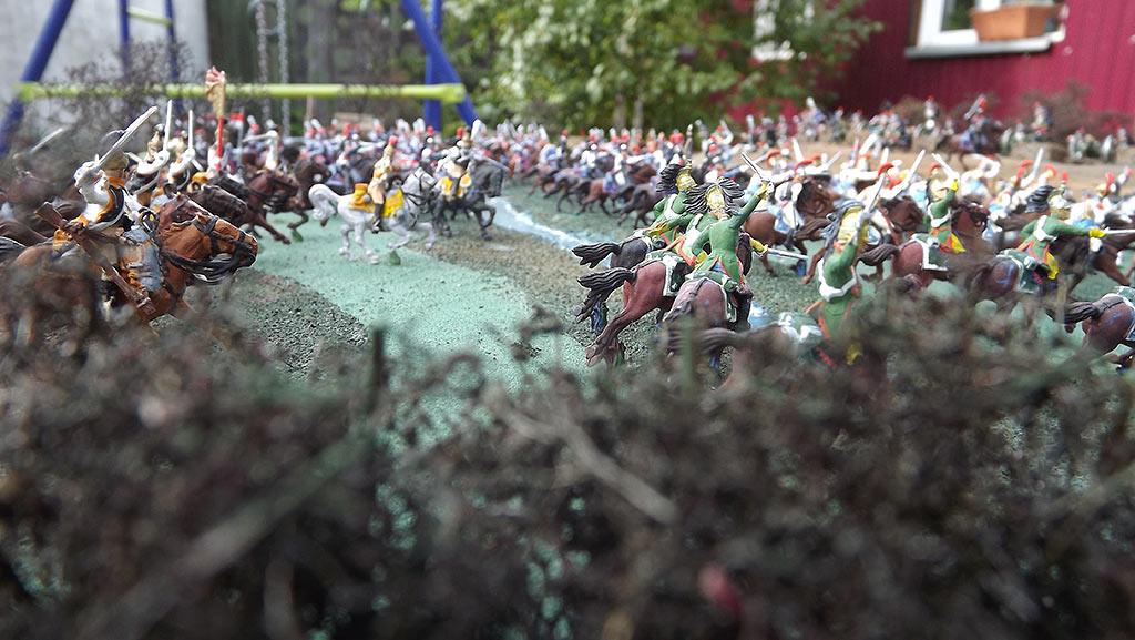 Диорамы и виньетки: Селенгинский пехотный полк в Бородинском сражении, фото #18