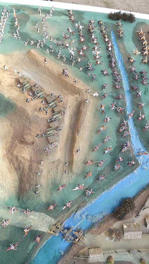 Диорамы и виньетки: Селенгинский пехотный полк в Бородинском сражении, фото #20