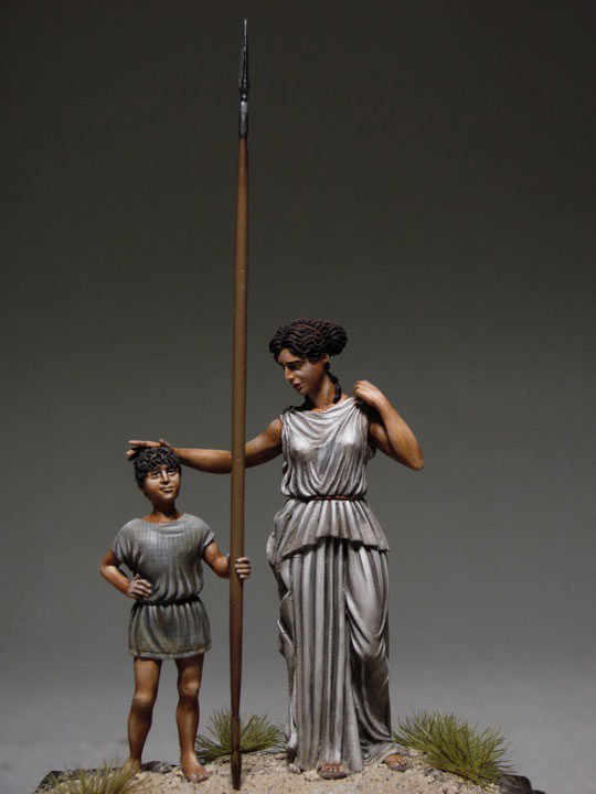 Диорамы и виньетки: Сын, фото #12