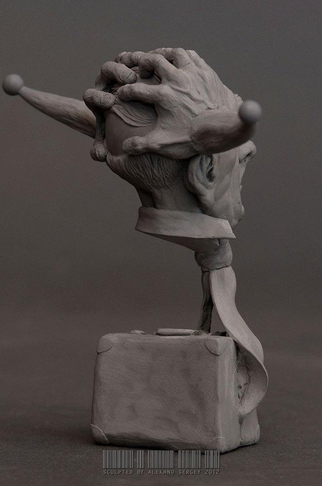 Скульптура: Старик Козлодоеff, фото #10
