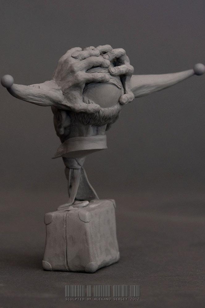 Скульптура: Старик Козлодоеff, фото #12