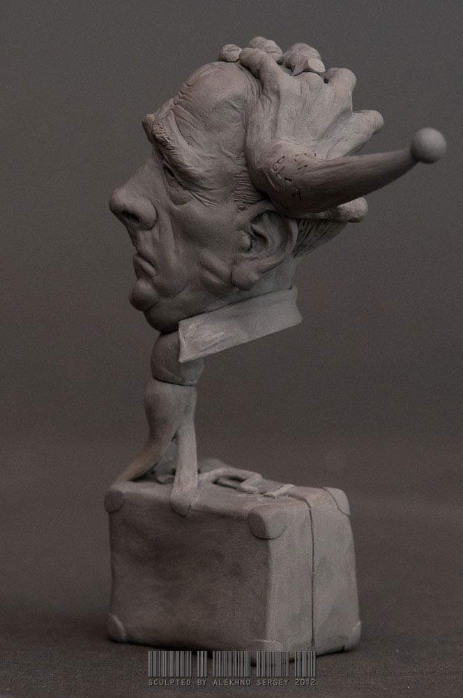 Скульптура: Старик Козлодоеff, фото #13