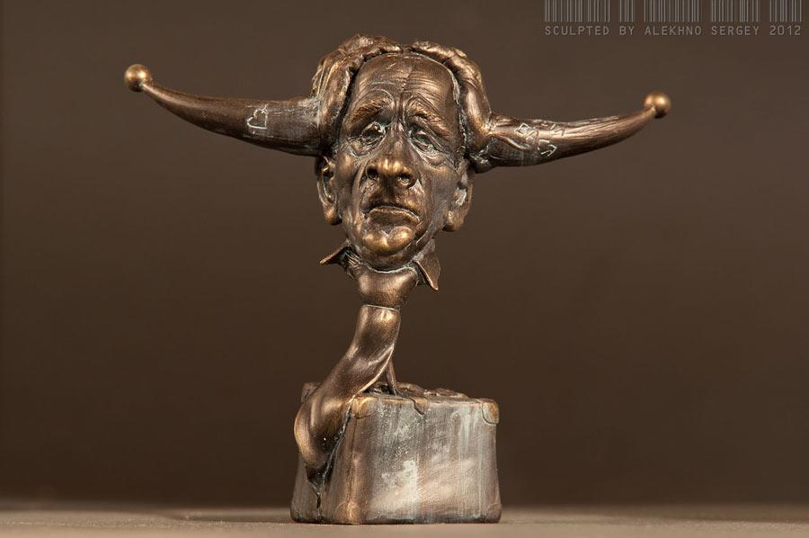 Скульптура: Старик Козлодоеff, фото #2