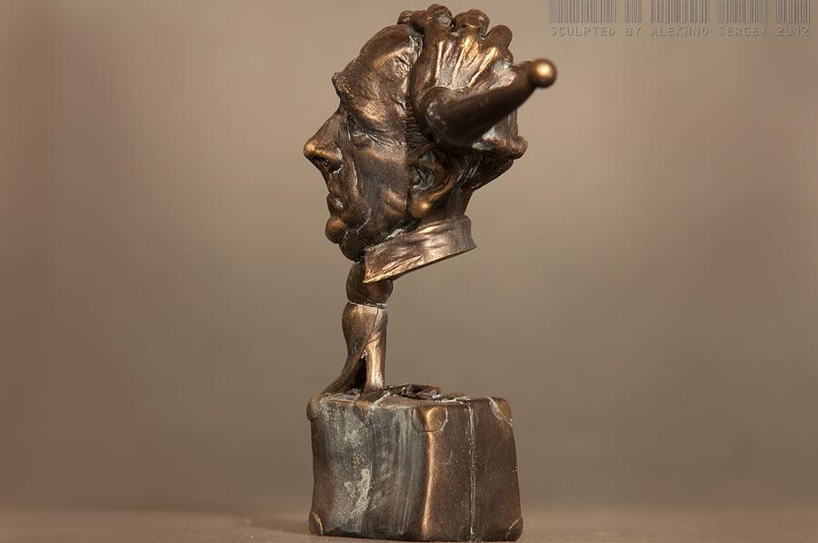 Скульптура: Старик Козлодоеff, фото #3