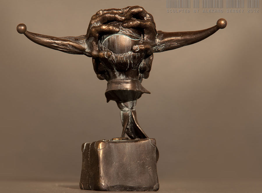 Скульптура: Старик Козлодоеff, фото #4