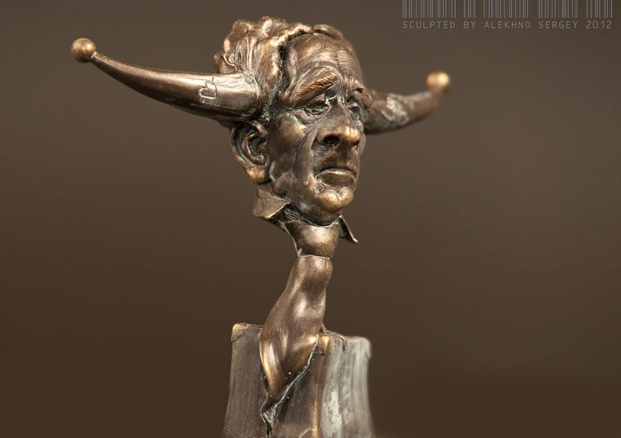 Скульптура: Старик Козлодоеff, фото #5