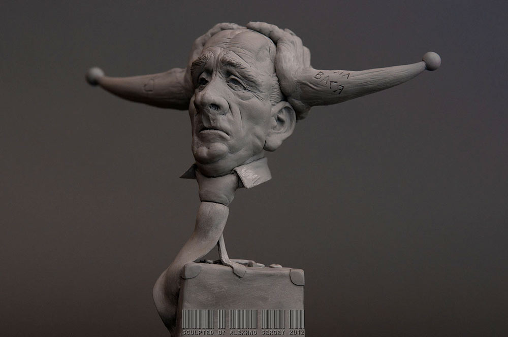 Скульптура: Старик Козлодоеff, фото #7