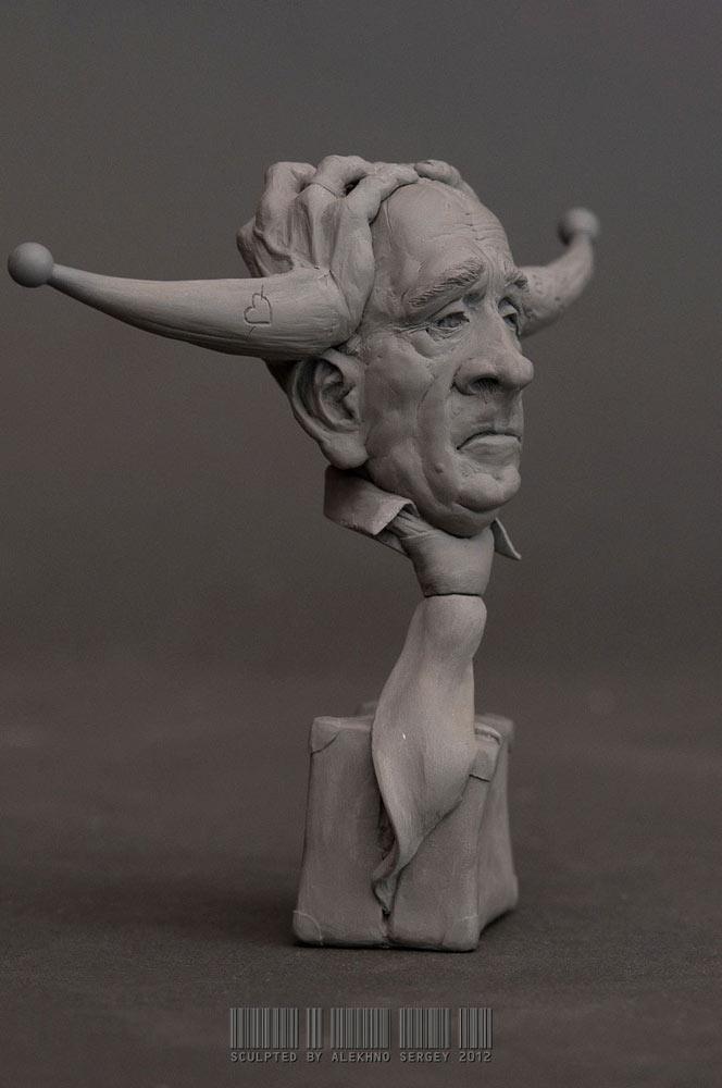 Скульптура: Старик Козлодоеff, фото #8