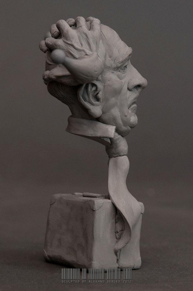 Скульптура: Старик Козлодоеff, фото #9