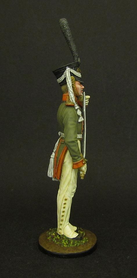 Фигурки: Младший офицер лейб-гвардии Литовского полка, фото #4