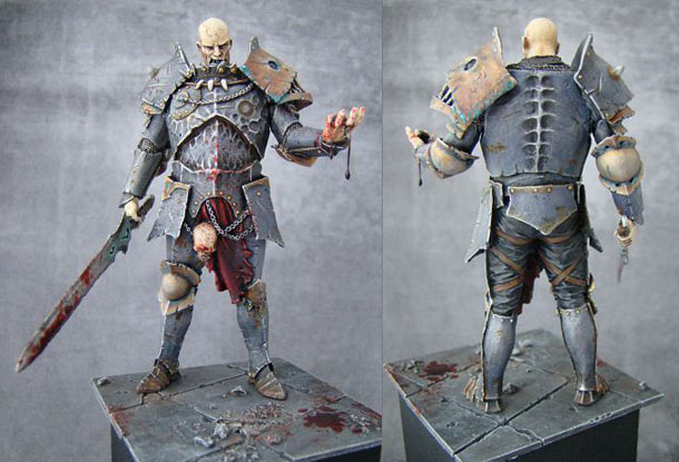 Разное: Abyssal Warlord