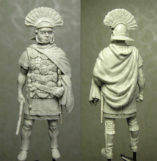Скульптура: Центурион