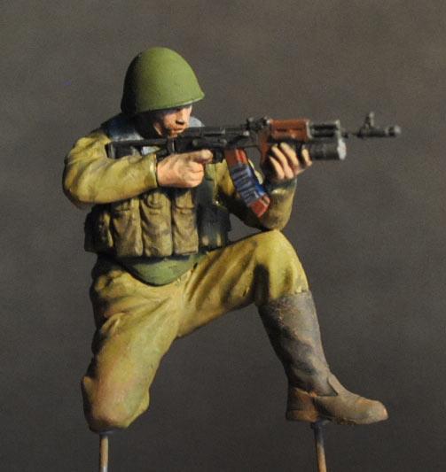 Учебка: Советский десантник. Афганистан, фото #1
