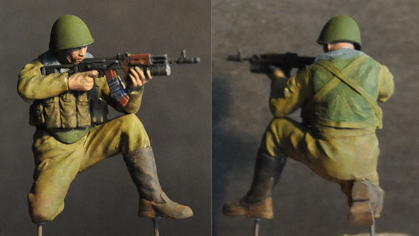 Учебка: Советский десантник. Афганистан