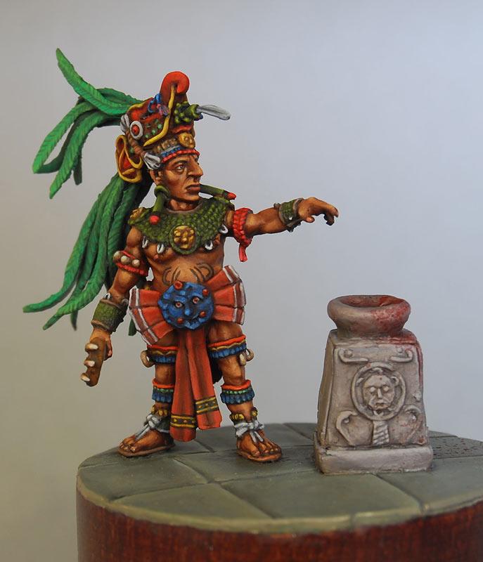 Фигурки: Жрец Майя, фото #1