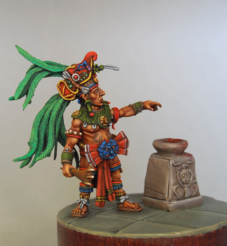 Фигурки: Жрец Майя, фото #2