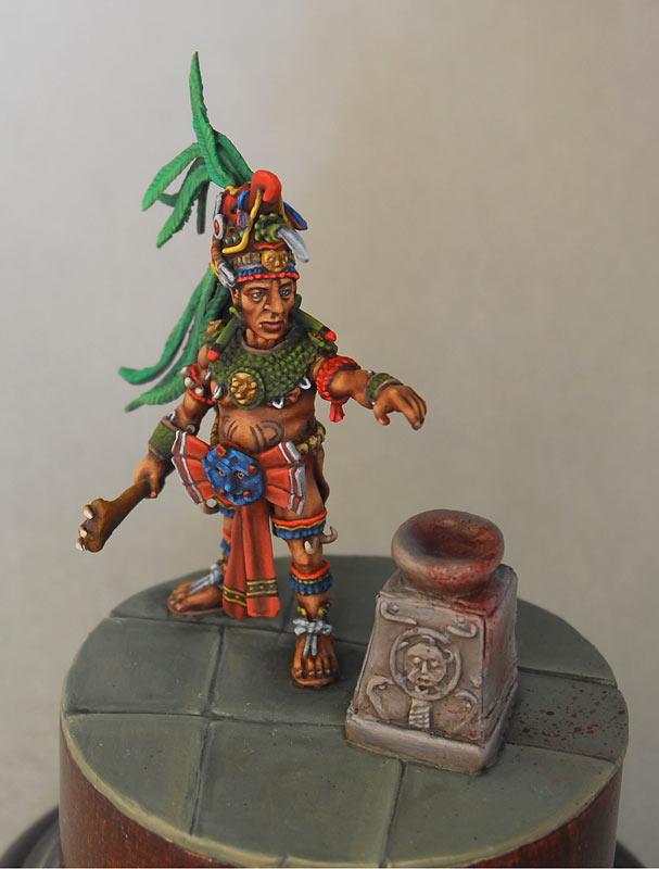 Фигурки: Жрец Майя, фото #3