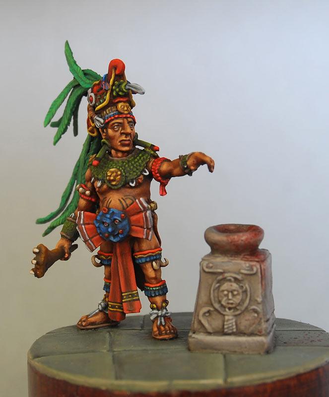 Фигурки: Жрец Майя, фото #9