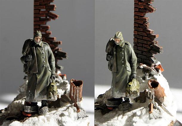Учебка: Сталинградский котел, февраль 1943