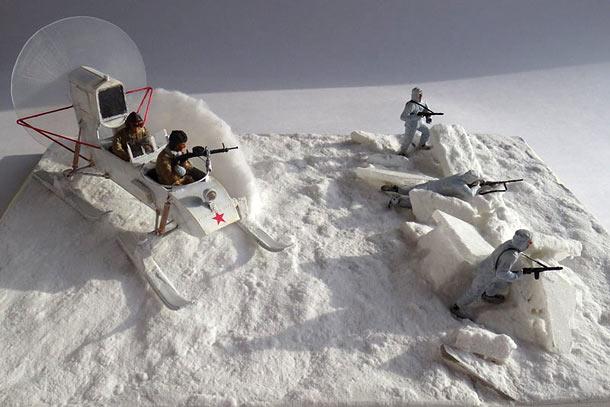 Учебка: Снежные авиаторы