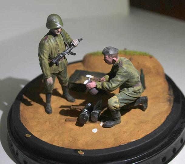 Учебка: Советские артиллеристы пишут письмо немецкому фюреру