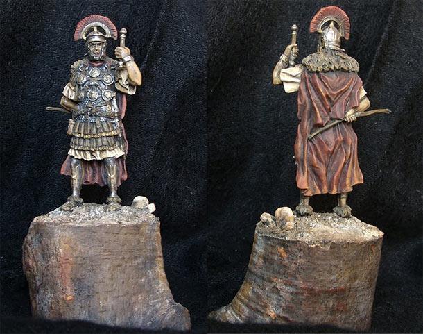 Фигурки: Центурион II легиона
