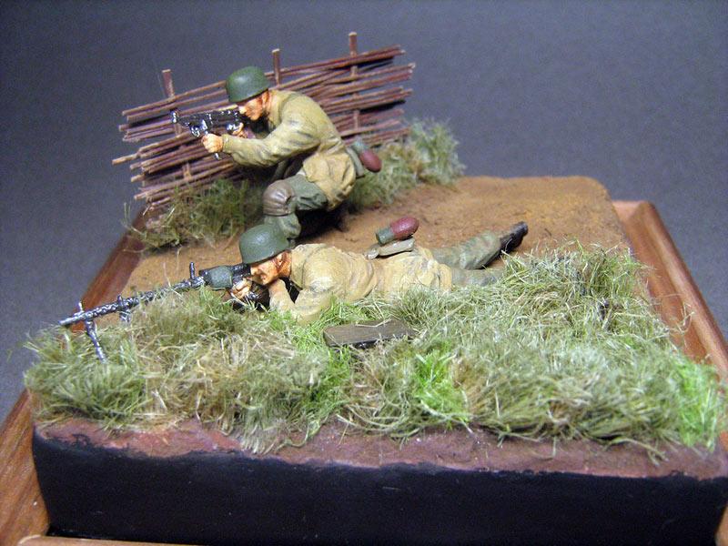 Учебка: Немецкие парашютисты, фото #1