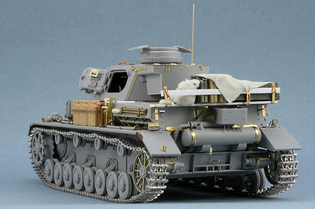 Диорамы и виньетки: Pz.IV Ausf.E в Африке, фото #20