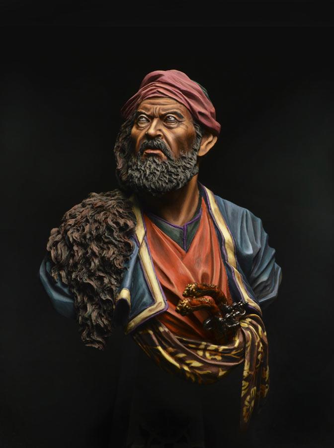 Фигурки: Восточный пират, фото #1
