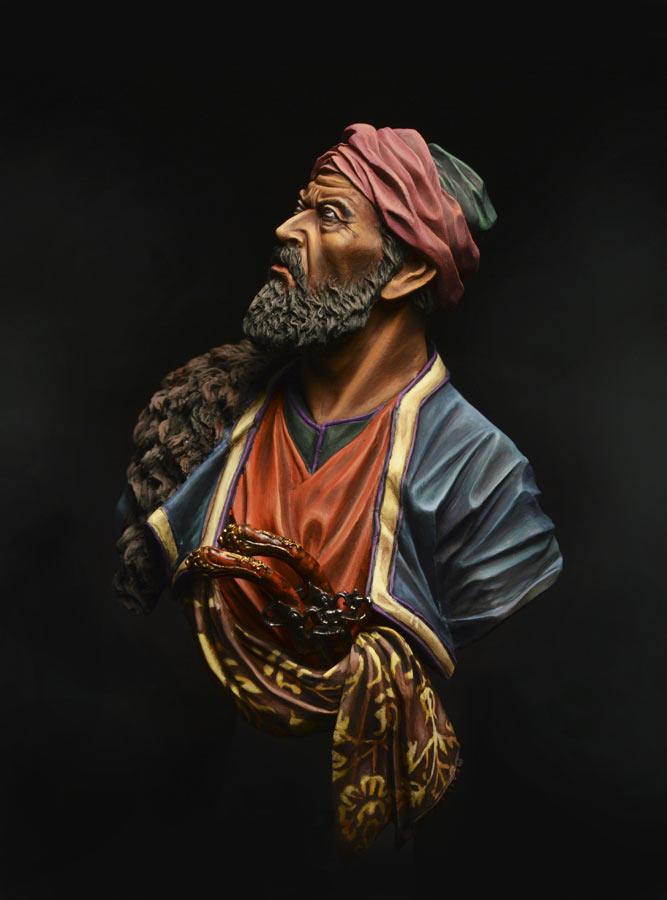 Фигурки: Восточный пират, фото #5