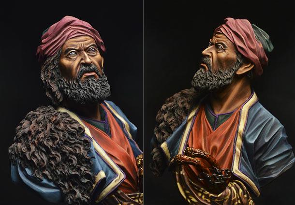 Фигурки: Восточный пират
