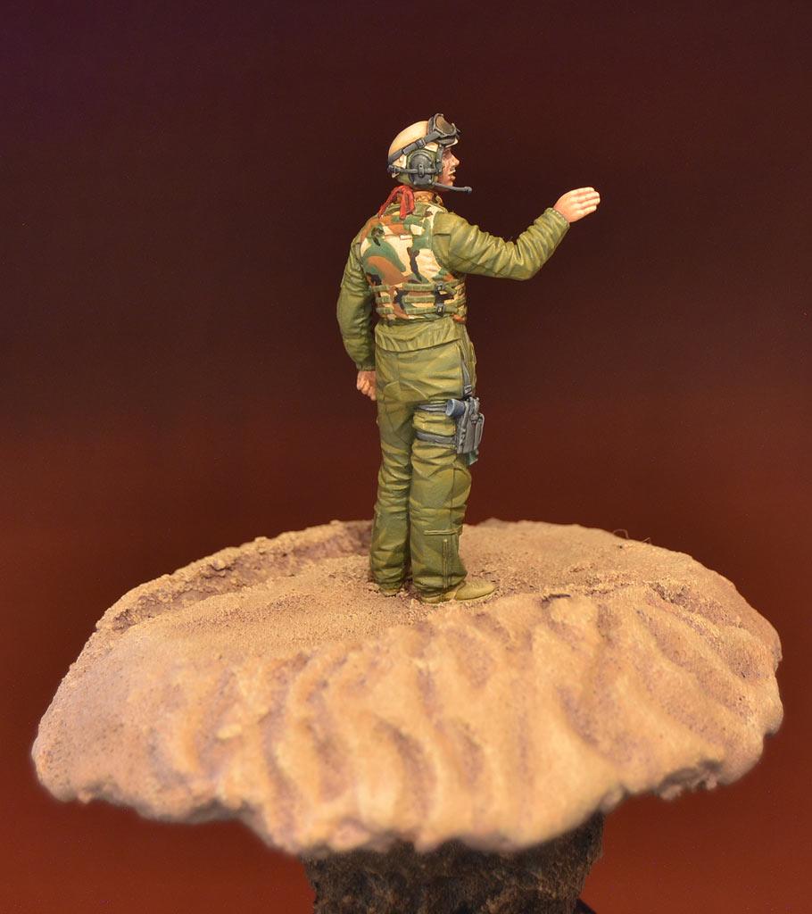 Фигурки: Американский танкист в Ираке, фото #4