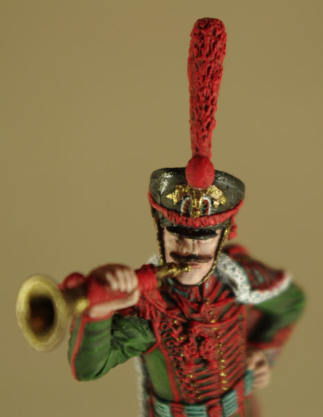 Фигурки: Труба трубит, откинут полог…, фото #2